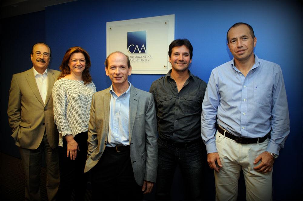 Renovación de autoridades en la Cámara Argentina de Anunciantes